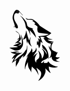 Commision Howling Wolf By Wolfsouled Clip Art at Clker.com ...