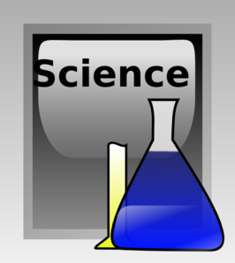 Science Button Clip Art