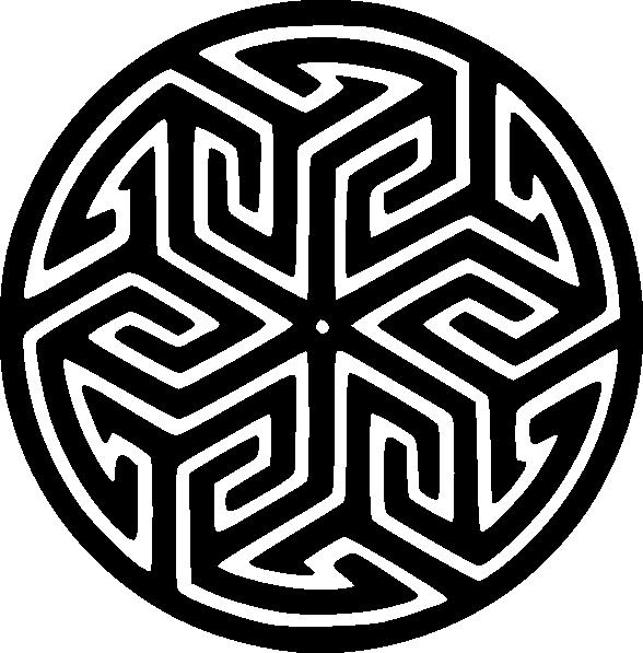 Ancient Arabian Motif Clip Art at Clker.com - vector clip ...