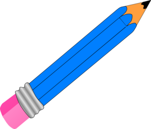 Pencil Clip Art at Clker.com - vector clip art online, royalty free ...