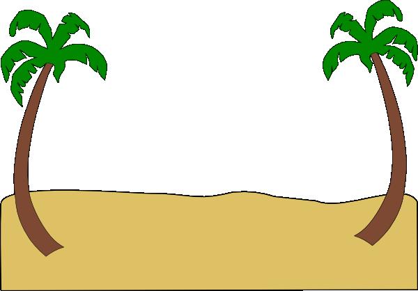 Beach Clip Art at Clker.com - vector - 41.4KB