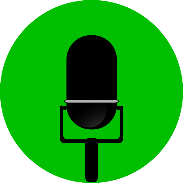 Microphone Clip Art at Clker com - vector clip art online, royalty