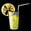 Nicubunu Lemonade Glass Clip Art