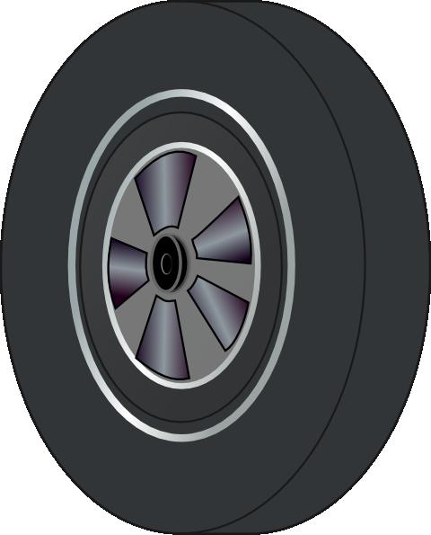 Thin tire clip art at clker com vector clip art online
