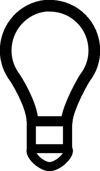 Lightbulb Clip Art At Clker Vector Clip Art Online Royalty