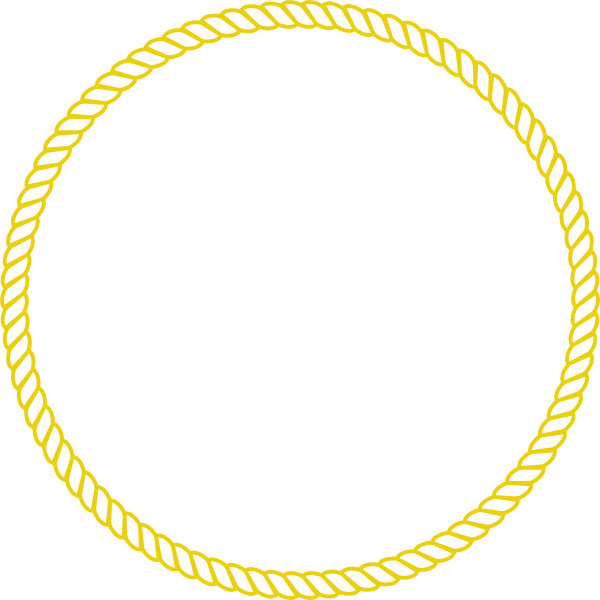 clipart rope border circle - photo #6