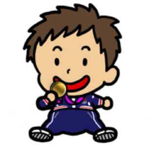 Male Medalist Clip Art