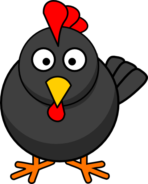 rooster clip art images - photo #31