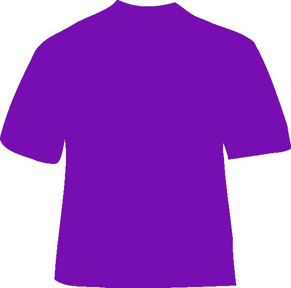 purple t shirt clip art - photo #6