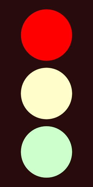 Traffic Light Red Clip Art at Clker.com - vector clip art ...