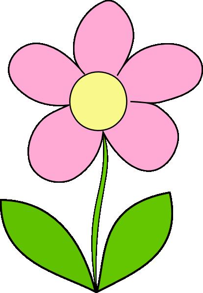 Flower Pink Clip Art at Clker.com - vector clip art online, royalty ...