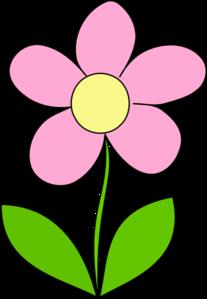 Flower Pink Clip Art at Clker.com - vector clip art online ...