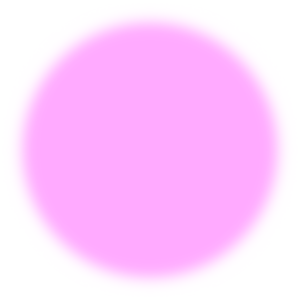 Fuzzy Pink Circle Clip Art at Clker.com - vector clip art ...