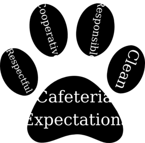 Mes Cafeteria Expectations Clip Art