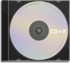 Cd In A Clear Case Clip Art