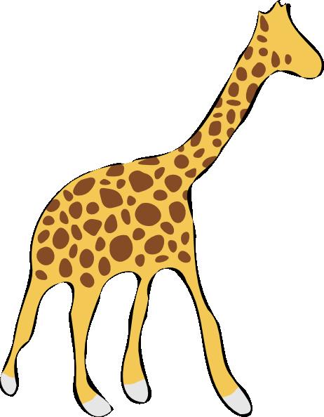 free clipart of giraffe - photo #27