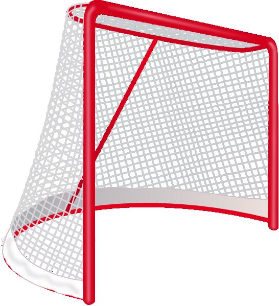 Hockey Goal Clip Art at Clker.com - vector clip art online, royalty ...