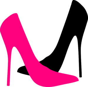 Heels For Sw Clip Art