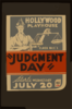 Elmer Rice S  Judgement Day  Clip Art