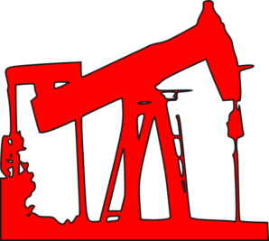 Red Oil Clip Art