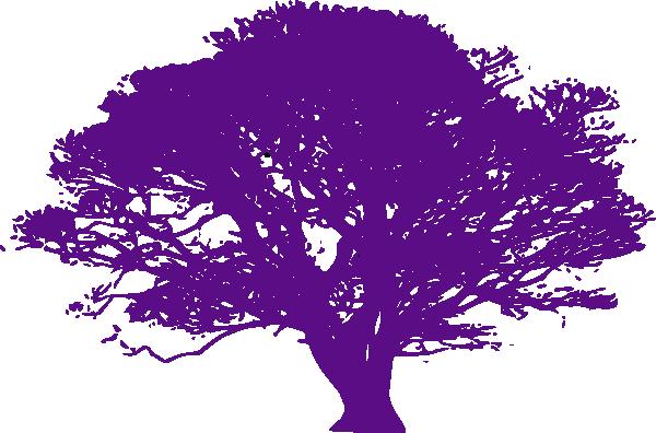 purple tree clip art at clker com vector clip art online royalty rh clker com Teal Tree Clip Art Heart Tree Clip Art