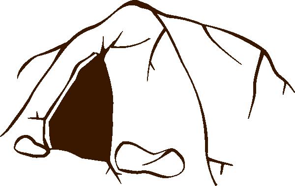 dark brown cave clip art at clker com vector clip art online rh clker com clip art cover page clip art covered wagon
