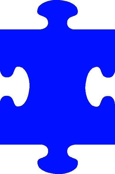 Puzzle Piece 5 Clip Art at Clker.com - vector clip art ...