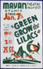 Green Grow The Lilacs  Clip Art