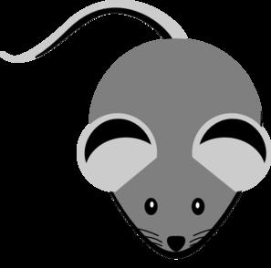 Mouse Grey Clip Art at Clker.com - vector clip art online ...