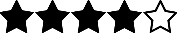 Image result for four stars rating