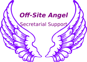 Off-site Angel Clip Art