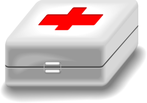 Medical Kit Clip Art