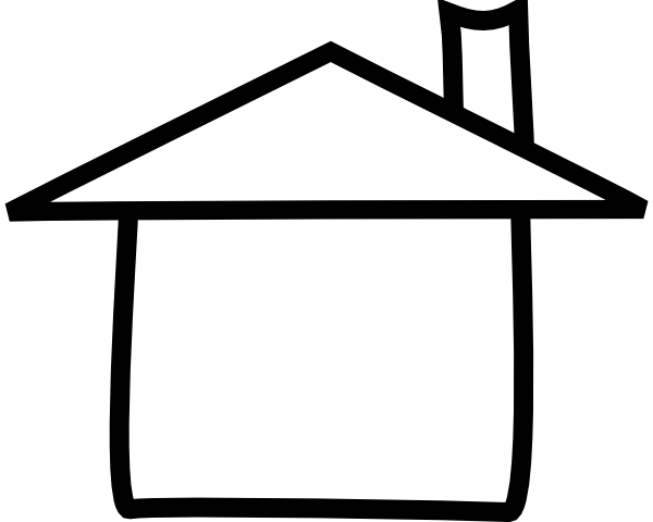 house 25 clip art at clker com vector clip art online royalty rh clker com