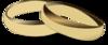 Wedding Rings 3 Clip Art