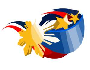 Flag Of The Philippines By Jsonn Clip Art