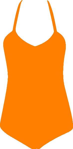 orange swim suit clip art at clker com vector clip art bathing suit clip art kids bathing suit clip art outline