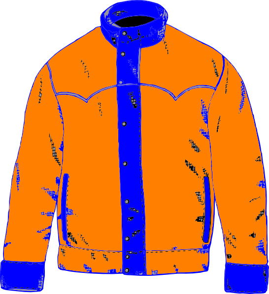 clipart of a jacket - photo #35