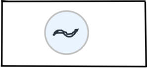 Worm On A Slide Clip Art