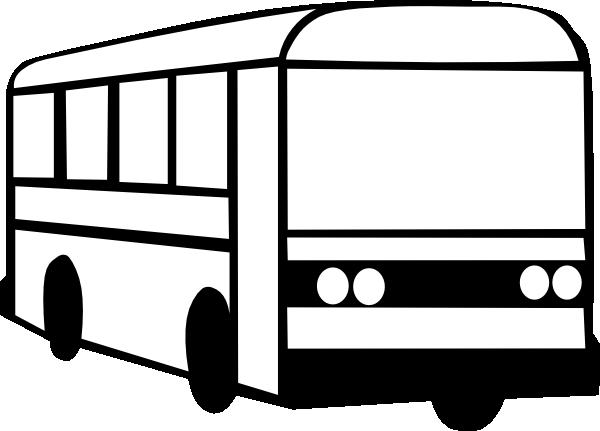 Bus clip art at vector clip art online for Clipart bus