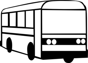 bus clip art at clker com vector clip art online royalty free rh clker com free clipart bus driver free school bus clipart black white