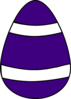 Northwestern Egg 1 Clip Art