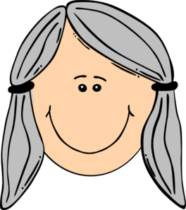 Old Lady Clip Art