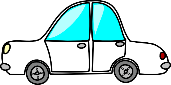 cartoon cars clipart - photo #26