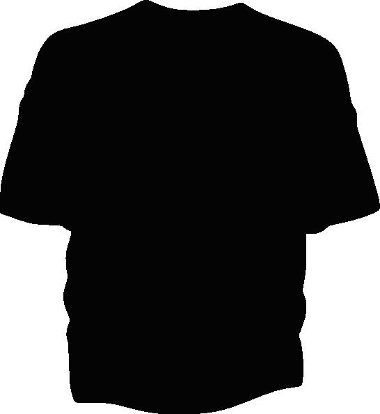 t shirt template black clip art at vector clip art online royalty free public domain. Black Bedroom Furniture Sets. Home Design Ideas