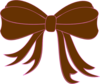 Pink Bow 2 Clip Art
