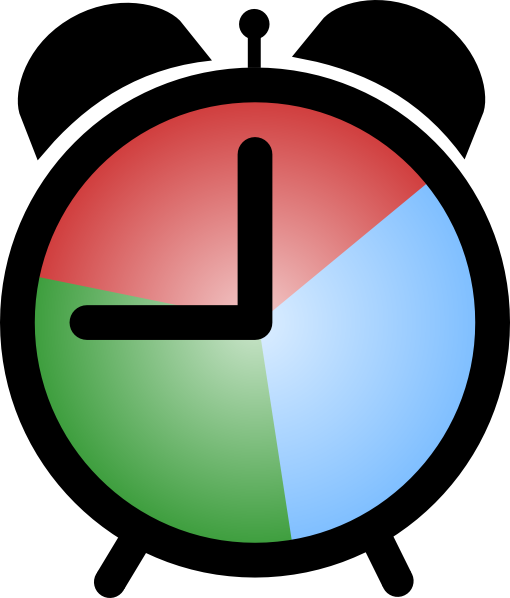 Alarm-clock Clip Art at Clker.com - vector clip art online ...