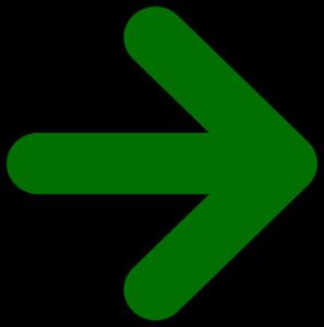 Green Arrow Clip Art at Clker.com - vector clip art online ...