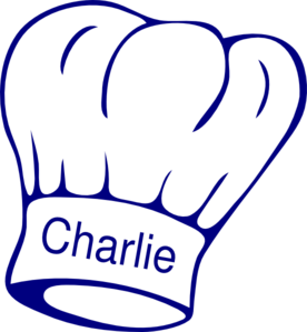 Chef Charlie Clip Art