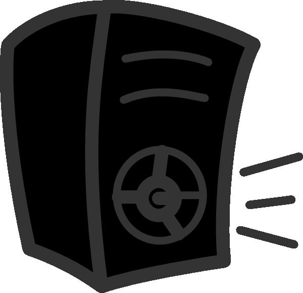 Speaker Clip Art at Clker.com - vector clip art online, royalty ...