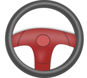 Steering Wheel 2 Clip Art